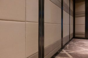 acoustic fabric panels