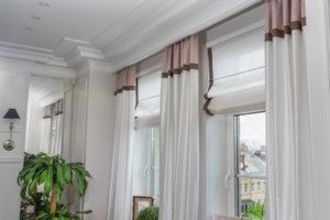 ceiling pelmet